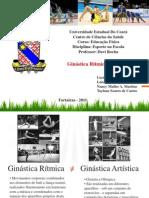 Seminario - Ginastica Ritmica