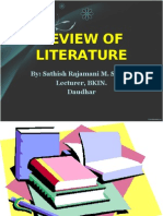 Litereaturev Review