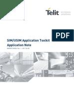 Telit SIM USIM Toolkit Application Note r1