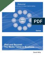 April 13 iPad and Beyond Dwillis