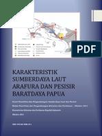 Karakteristik Sumberdaya Pesisir Papua Dan Laut Arafura Isbn9786029086201