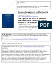 The Rights of The Putti Published