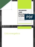 Las Peores Crisis Financier As de La Historia (1)