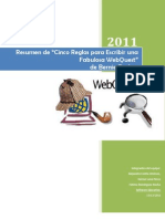 RRESUMEN WEBQUEST