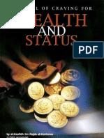 The Evil of Craving for Wealth & Status - Imam Ibn Rajab al-Hanabali