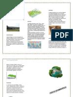 Ciencias geoambientales