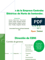Direccion cens