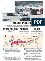 Highway 91 improvement project