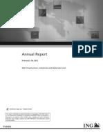 ING Infrastructure, Industrials, & Materials Fund (IDE)