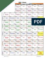 Copy of P90X Schedule