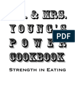 Mr. and Mrs. Young's Power Cookbook