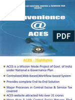 Power Point Presentation on ACES for Assesses