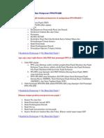 Tata Cara Pembayaran Dan Pelaporan PPN