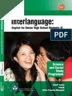 Bahasa inggris -sma11bhsing InterlanguageScienceAndSocialStudy