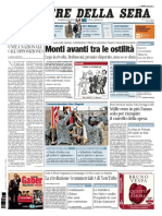Il Corriere Della Sera 16.12.2011