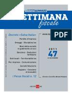 La Settimana Fiscale Nr47