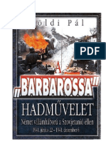 Földi-Pál-Barbarossa-hadművelet