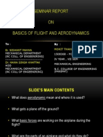 Aerodynamics and Basics of Flight - Mohit Thakur 1508368 (1)