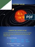 El Sistema Solar 2003