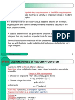 CHAPTER 06 - RSA Cryptosystem