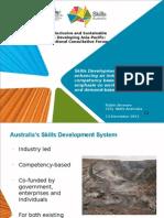 Robin Shreeve - Skills Development in Australia