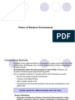 57370662 Nature of Business Environment Ppt