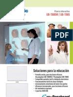 UB-T880 Education Brochure