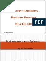 MBA BIS Hardware Tg