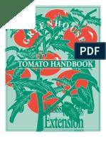 Gardening) Greenhouse Tomato Handbook - 30pp