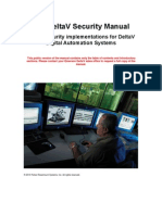 CS DeltaV Security Manual-Introduction Only