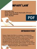 Final-company Law (1)