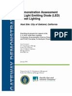 Emerging Tech Report Led Street Lighting