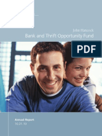 J Hancock Bank & Thrift Opportunities (BTO)