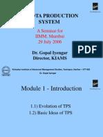 TPS Dr.gopal Iyengar