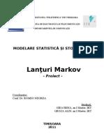 Lanturi Markov