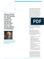 Indian Retail Regulations