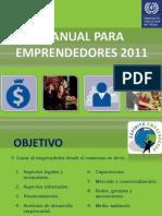 Manual Para Emprendedores 2011