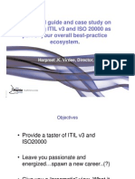 2009-03 - ITIL v3 and ISO20000