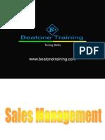 Ch 05- Sales Quotas