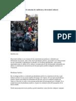 Medios Alternativos de solución de conflictos y diversidad cultural