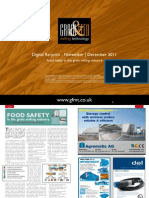 Food safety in the grain milling industry
