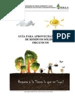 Guia de Aprovechamiento de Residuos Solidos Organicos Final