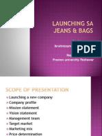 SA jeans