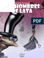 Los hombres de lata (Fragmento) - Rafael Estrada