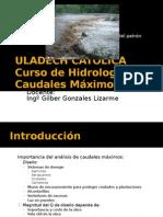 Hidrologia Clase Maximas Avenidas 1