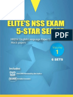 Elite's NSS Exam 5-Star Series(Reading Mock Papers) (1)