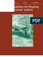 EPA Guidelines for Preparing Economic Analyses 2000