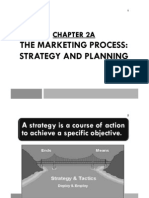 Chapt 2a- The Mktg Process
