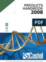 CASTEL Products Handbook 2008
