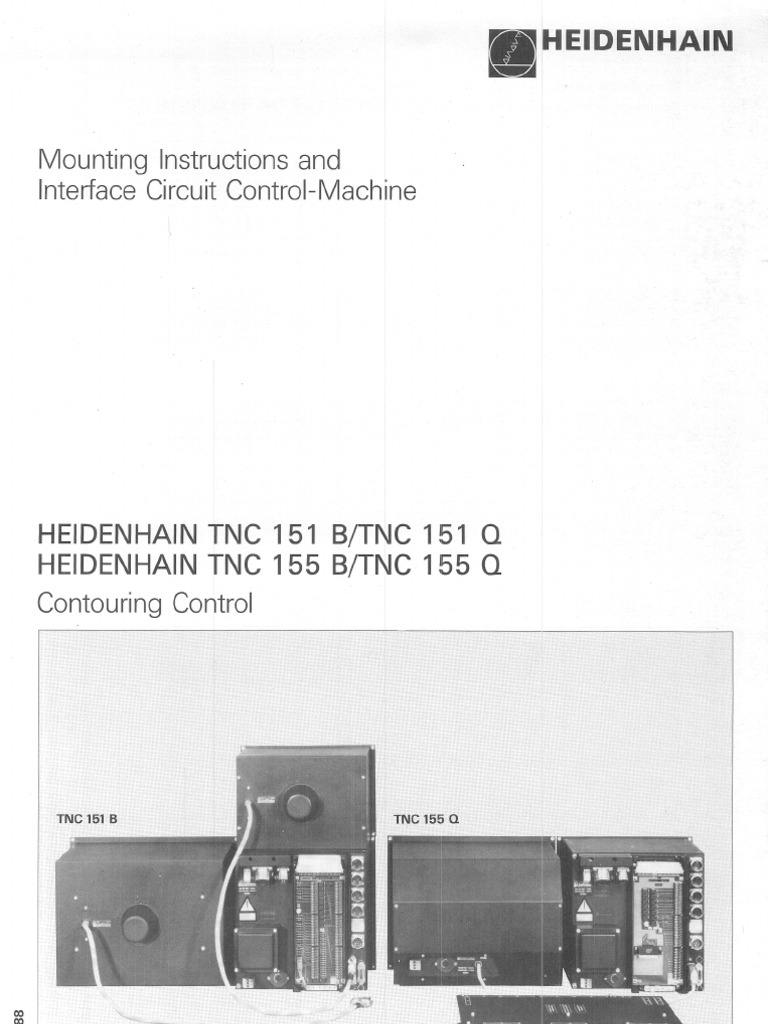 tnc 155 m instal parameter computer programming switch rh scribd com Ring Programming Manual Mazatrol Programming Manual